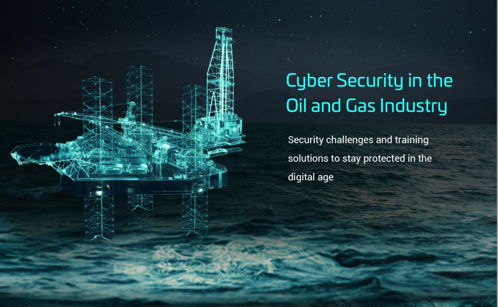 oil and gas cyber security